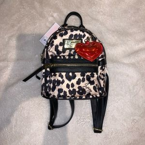 Juicy Couture Mini Backpack Purse